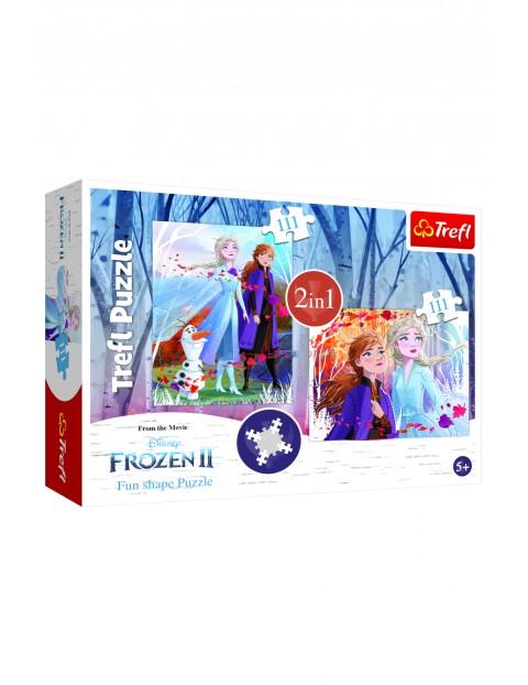 Puzzle 2x111 el. Disney Frozen 2