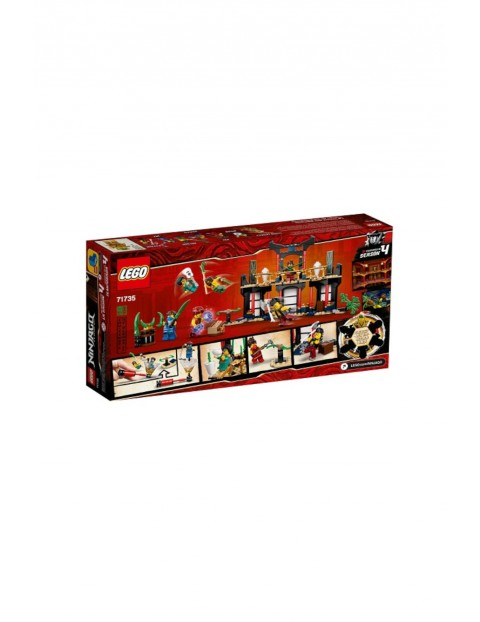 LEGO Ninjago - Turniej Żywiołów  - 283 elementy