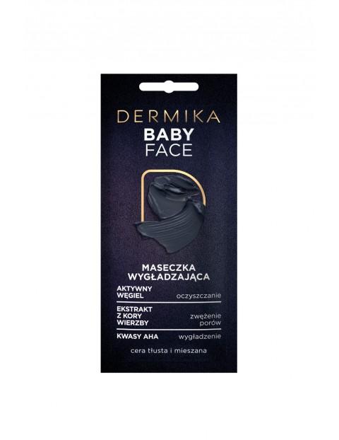 DERMIKA MASECZKA wygładzająca Saszetka Baby face - 10ml