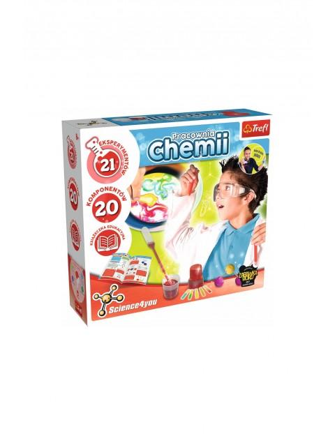 Pracownia Chemii- Science4You zestaw M - Trefl