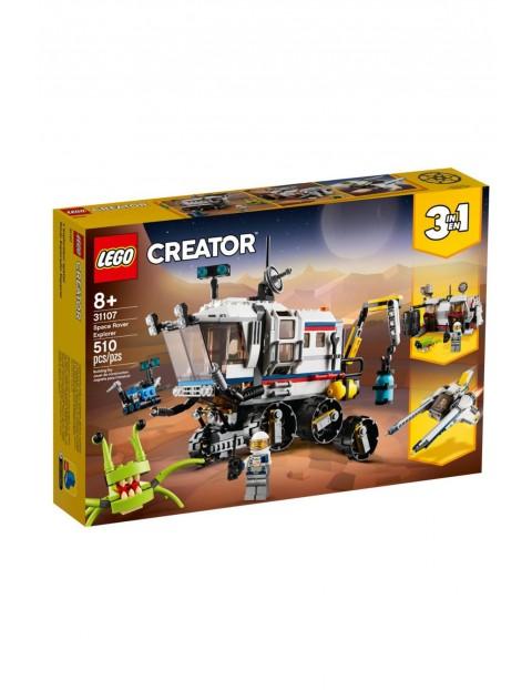 Lego Creator - Łazik kosmiczny 3w1 - 510 elementów wiek 8+