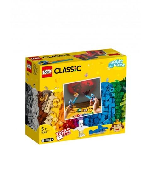 LEGO CLASSIC Klocki i światła 11009 - wiek 5+