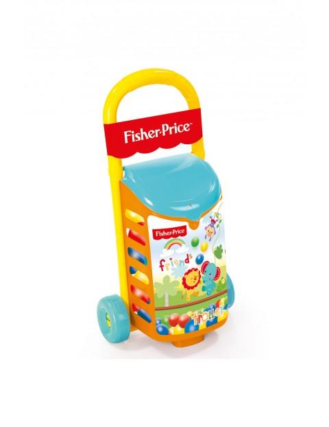 Wózek z piłeczkami Fisher Price