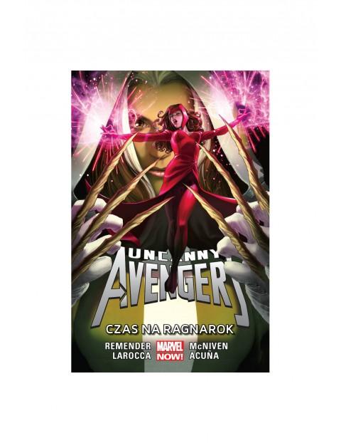 Album Uncanny Avengers: Czas na Ragnarok- tom 3