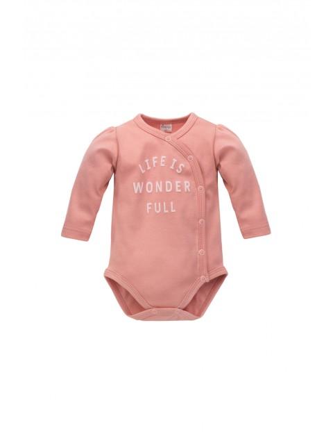 Koportowe body niemowlęce -Life is wonderfull
