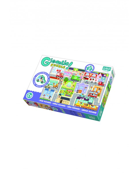 Puzzle Gigantic Miasto 5Y35AJ