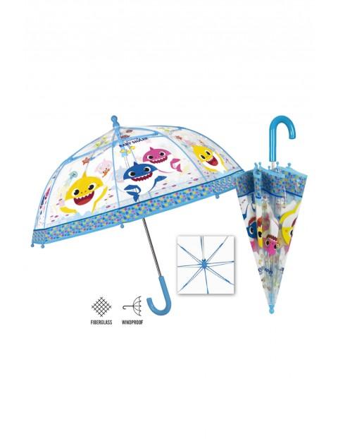 Parasolka manualna Baby Shark wiek 3+