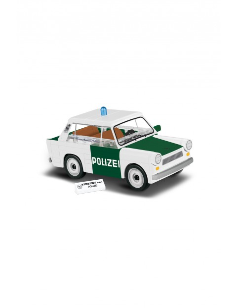 Klocki COBI Trabant Polizei 82el