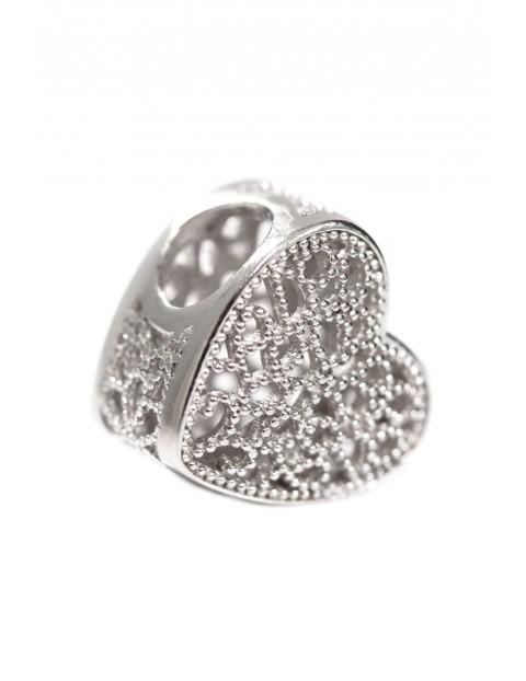 Beads Heart - zawieszka serce