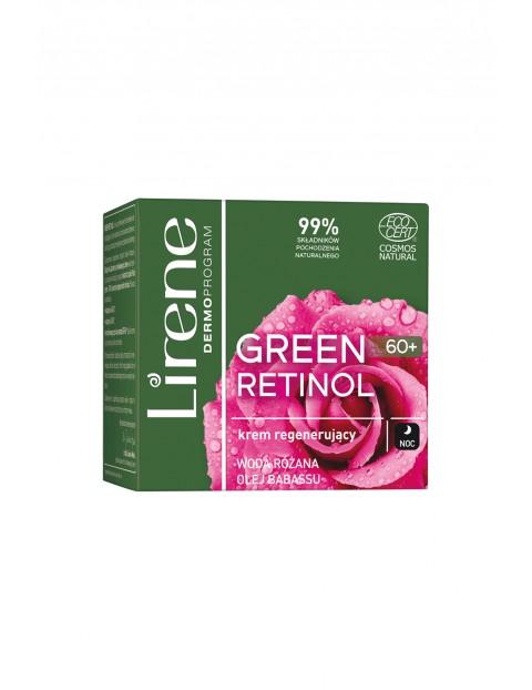 Lirene Green Retinol 60+ Krem regenerujący na noc 50 ml