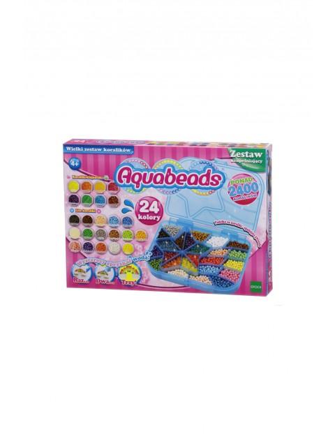 Aquabeads Wielki zestaw koralików 4Y33AE