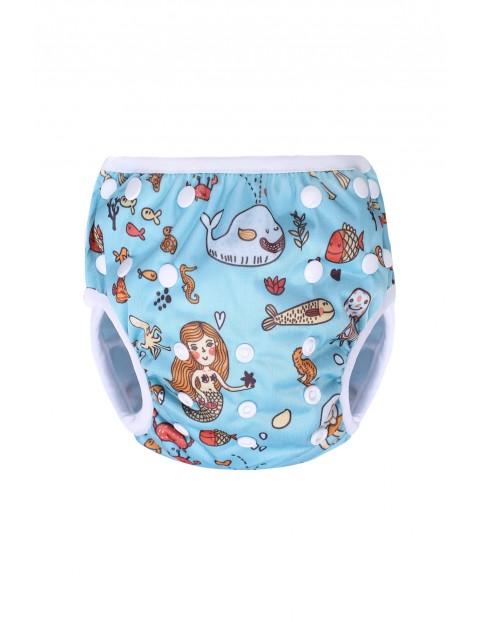 Majteczki kąpielowe- wzór Ocean 3-12kg