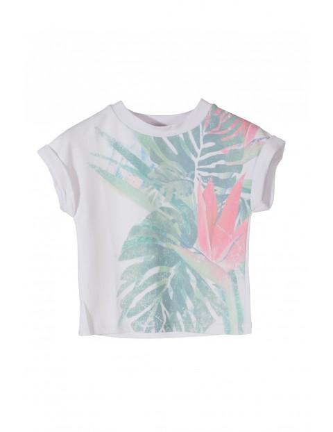 Bluza dresowa dziewczęca 4F3011