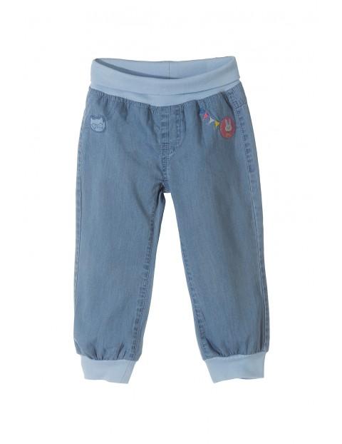 Spodnie niemowlęce 5L3201