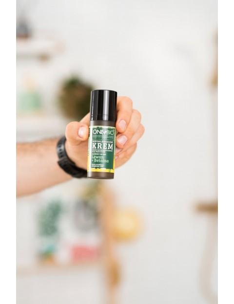 Hipoalergiczny krem przeciwzmarszczkowy for men oleje i witaminy
