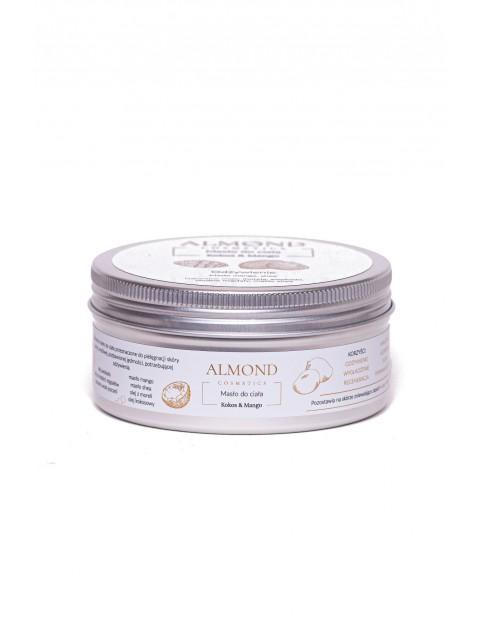 Masło do ciała Almond KOKOS & MANGO 200ml