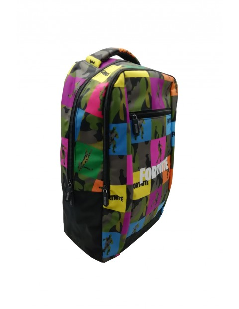 Plecak Fortnite wielokolorowy 45 cm