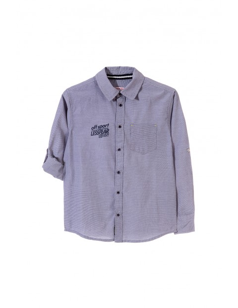 Koszula chłopięca 2J3403