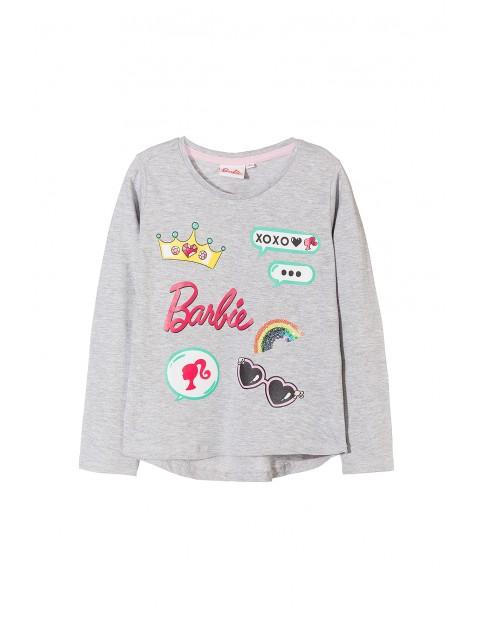 Bluzka dziewczęca Barbie 3H35AP