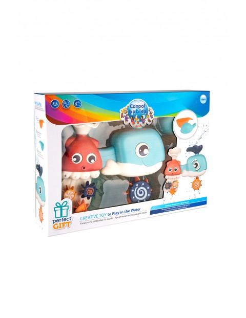 Zabawka kreatywna do zabawy w wodzie 18msc+