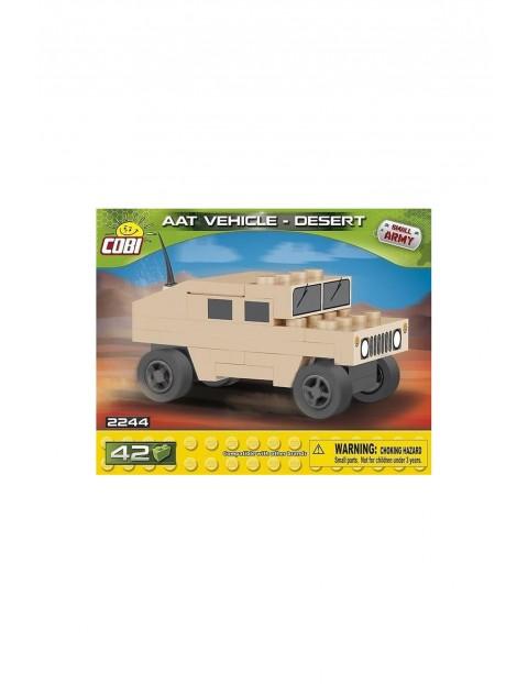 Klocki COBI NATO Vehicle Desert Nano 42el