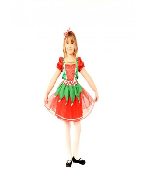 Strój karnawałowy Elf