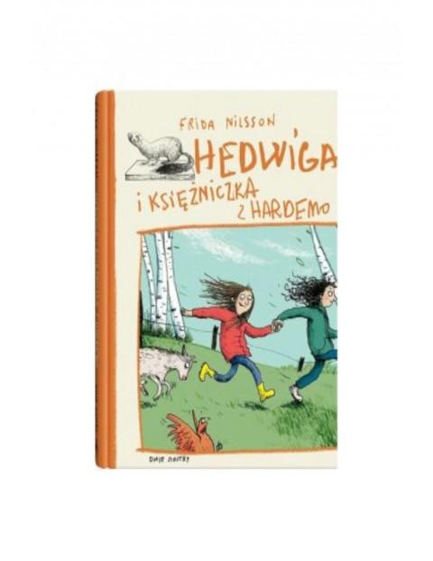 """Książka """"Hedwiga i księżniczka z Hardemo"""""""