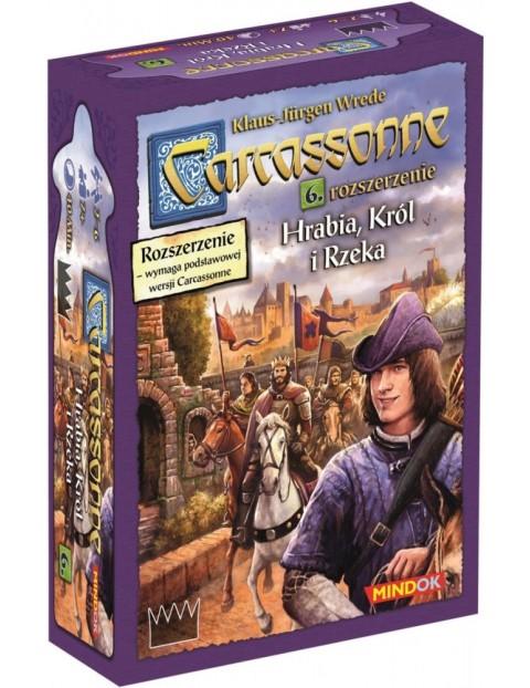 Gra Carcassonne, Rozdział 6, Hrabia, Król i Poddani