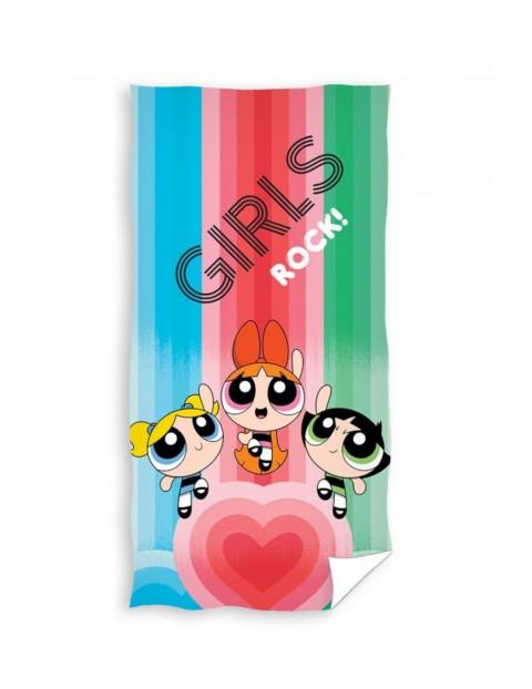 Ręcznik kąpielowy dla dziewczynek Atomówki 70x140 cm