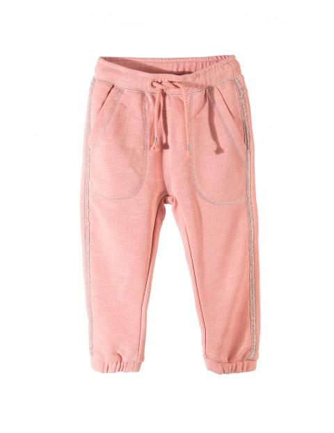 Spodnie dresowe dziewczęce 3M3305