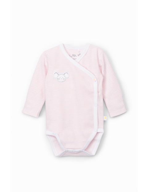 Body kopertowe dla niemowlaka - 100% bawełna