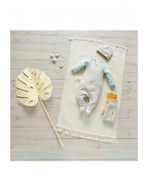 Body niemowlęce kopertowe z długim rękawem Nice Day