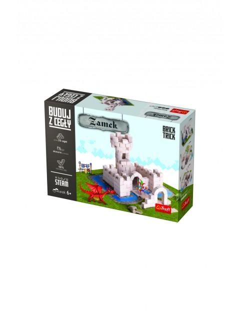 Klocki konstrukcyjne-zamek Trefl