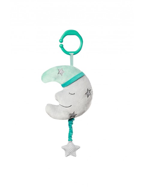 Zabawka dla dzieci z pozytywką Księżyc 0msc+