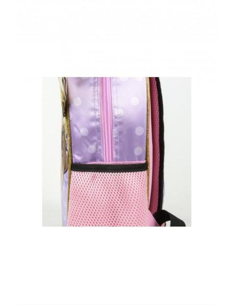 Plecak dziewczęcy z miejscem na bidon LOL Surprice