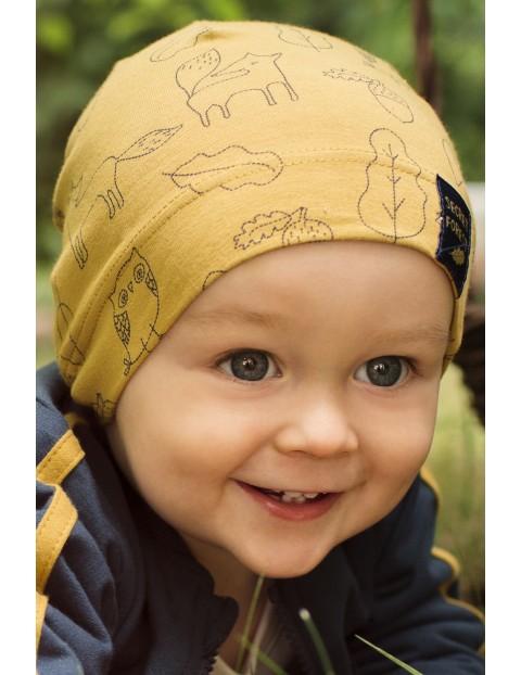 Czapka dla niemowlaka Secret Forest