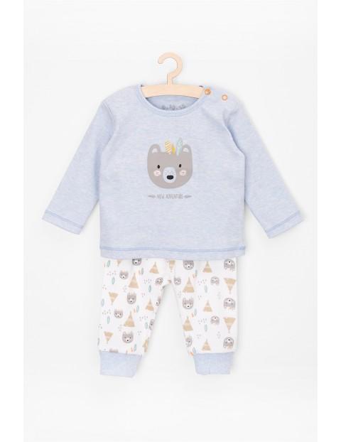 Pidżama niemowlęca 100% bawełna