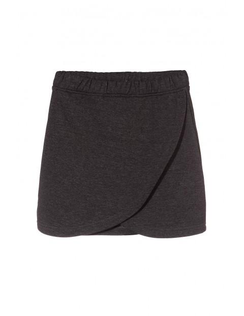 Spódnica dziewczęca dzianinowa 4Q3504