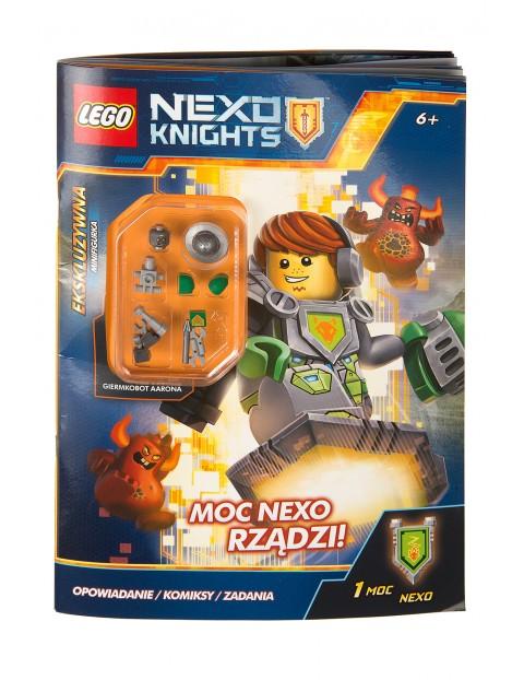 Książka Lego Nexo Knights