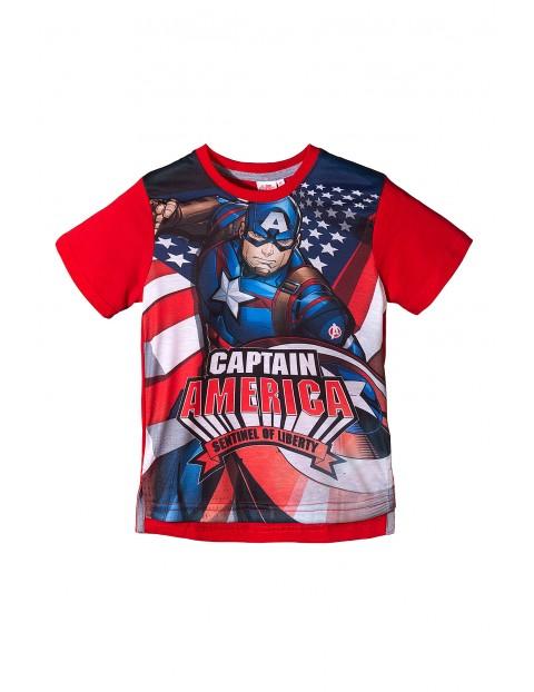 T-shirt chłopięcy Avengers 2I34AN