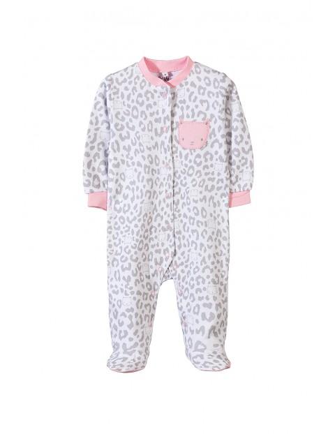 Pajac niemowlęcy 100% bawełna 5R35BB