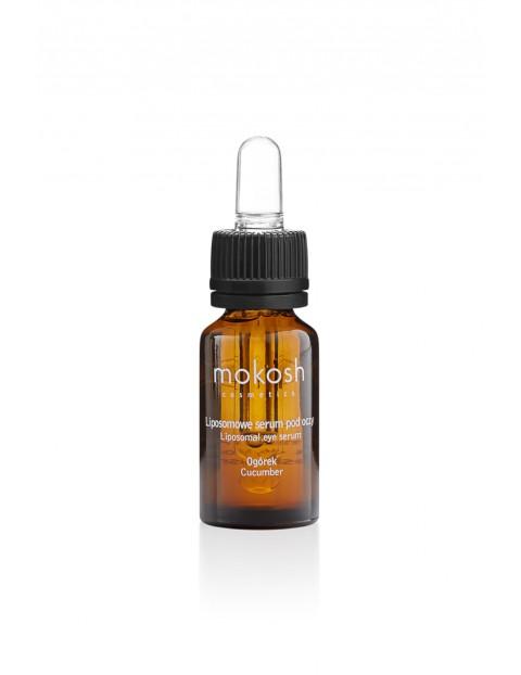 Mokosh Liposomowe serum pod oczy Ogórek 12 ml