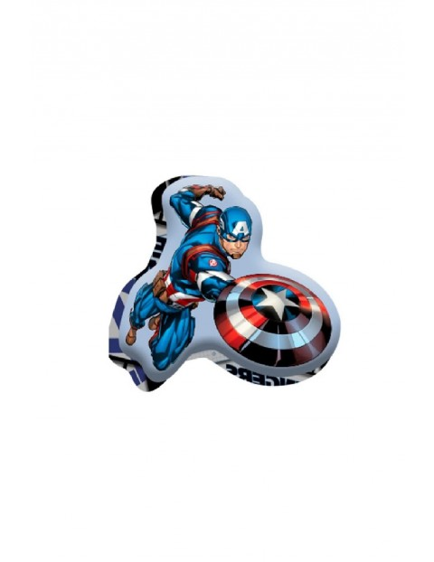 Avengers Poduszka mini 10x10 cm Kapitan Ameryka