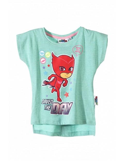 T-shirt dziewczęcy Pidzamersi 3I34E1