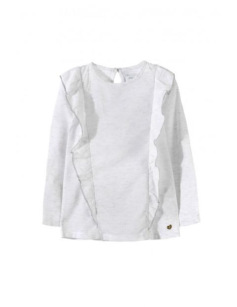 Bluzka dziewczęca długi rękaw 3H3424