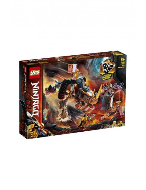 LEGO® NINJAGO® Rogaty stwór Zane'a- 75281 597 elementów, wiek 8+