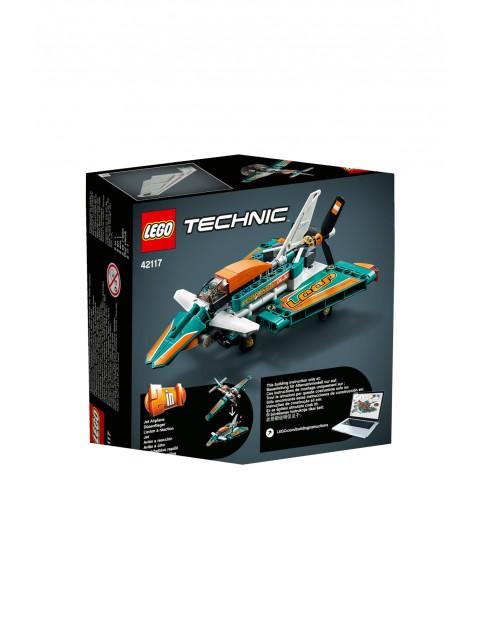 Klocki LEGO Technic -  Samolot wyścigowy - 154 el