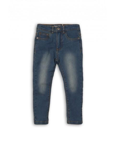 Spodnie chłopięce jeansowe 1L35B8