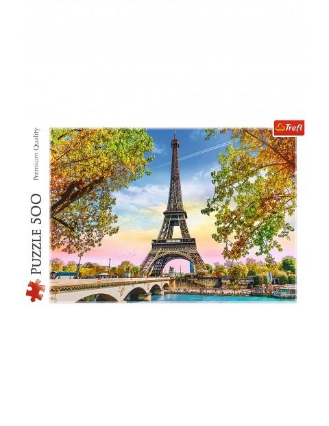 Puzzle Romantyczny Paryż - 500 elementów