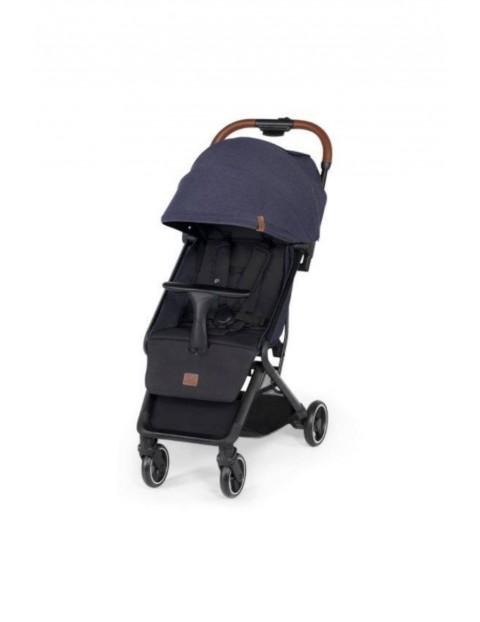 Kinderkraft wózek spacerowy NUBI - granatowy do 15kg